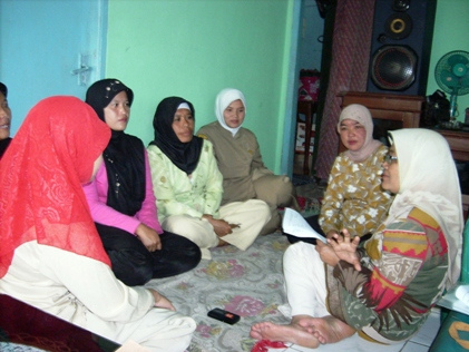 FieldVisit Gallery   Discuss with Pakuwon Village's Cadre