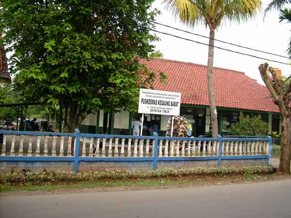 Evaluation PD Gallery | West Kedaung Health Centre
